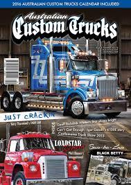 100 Custom Trucks Magazine Issue 8 Australian Back Issue S Store