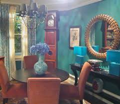 Teal Living Room Set by Set Pieces A Hollywood Midwest Style Mashup On U0027hot In Cleveland