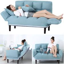 russia floor sofa bed with 2 pillows 5 position adjustable lazy sofa furniture living room reclining folding sofa