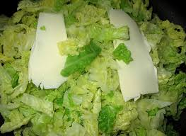 cuisiner un chou vert chou vert poêlé au jambon fumé