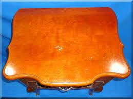 Kent Coffey Continental Dresser by Kent Coffey Cherry Wood Vintage Bedroom Furniture The Lafayette
