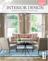 104 Interior Decorator Magazine Design Creating The Perfect English Home 2021 The Chelsea Company Shop