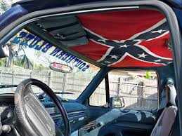 100 Rebel Flag Truck Decal Best Image Of VrimageCo