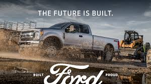100 Future Ford Trucks Built Proud New Ad Campaign Kicks Off Onslaught Of New