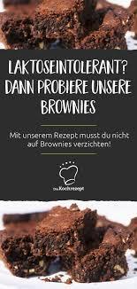 laktosefreie brownies