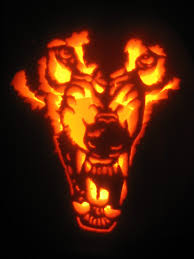 Scooby Doo Pumpkin Carving Stencils Patterns by Snarling Wolf Halloween Pinterest Wolf Pumpkin Carving And