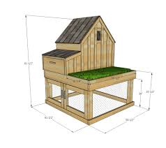 Ana White | Build A Small Chicken Coop With Planter, Clean Out ... T200 Chicken Coop Tractor Plans Free How Diy Backyard Ideas Design And L102 Coop Plans Free To Build A Chicken Large Planshow 10 Hens 13 Designs For Keeping 4 6 Chickens Runs Coops Yards And Farming Diy Best Made Pinterest Home Garden News S101 Small Pictures With Should I Paint Inside