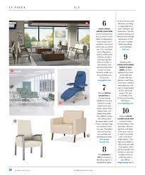 Healthcare Design - June/July 2017 Healthcare Fniture Nhs Knightsbridge Modern Commercial Design And Tanner Sieste Chairs Sleeper Sofa Steelcase Office Environments Trends In Cal Ergonomics Baatric Lounge Chair Twin Rivers Furnishings Herman Miller Launch Plex Modular Seating By Industrial Facility Home Buzz Seating Quality For Hospitals More Global Amazoncom Heruai Old Person Back Cushion Steady Oblique