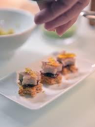 cuisine boudin blanc toasts boudin blanc et confit d oignons recettes de cuisine