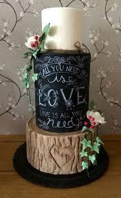 Wedding Cake Cakes Rustic Elegant Berries To In Ideas