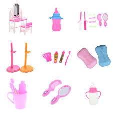 Barbie Doll House Bedroom Bathroom