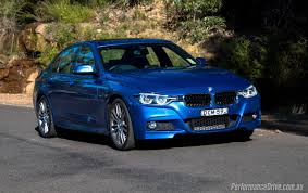 2016 BMW 320i M Sport review video