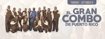 Conga Room La Live Concerts by Conga Room Presents El Gran Combo De Puerto Rico L A Live
