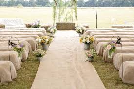 Amazing Of Hay Bale Wedding Seating Best Ways To Incorporate Bales In Countryside