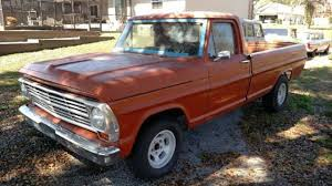 1969 Ford F100 For Sale Near Cadillac, Michigan 49601 - Classics On ...