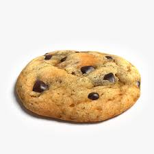 chocolate chip cookie 3d max