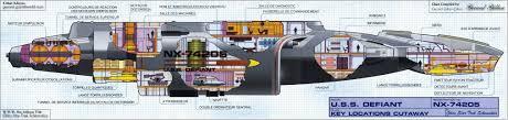 Starship Deck Plans Star Wars by Star Trek Schematics U S S Voyager Future Ships We Know