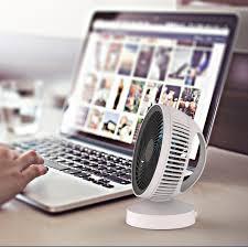 personal fan small desktop fan easy to clean desk fan quiet office