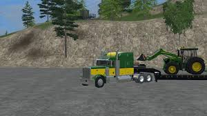 PETERBILT 388 JOHN DEERE TRUCK V1 - Farming Simulator 2019 / 2017 ... Amazoncom Tomy John Deere 15 Big Scoop Dump Truck With Sand Tools 2006 300d Articulated For Sale 6743 Hours 45588 164 Dealership Ford F350 Service Action Toys New Eseries Features North Americas Largest Adt John Deere Truck Trailers V2000 For Fs2017 Fs 2017 17 Mod Peterbilt 388 V1 Farming Simulator 2019 Monster Bog Mud Bigfoot Tractor Tires Huge Games 250dii Price 159526 2013 460e Offhighway Portland Or Ertl 2007 400d Articulated Haul Truck Item L3172 S