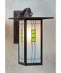 arroyo craftsman fb 9l franklin 9 inch wide 1 light outdoor wall