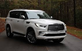 2018 Infiniti QX80: Sweetening The Deal - The Car Guide Infiniti Qx80 Reviews Research New Used Models Motor Trend To Infinity And Beyond The Pizza Planet Truck In Real Life Monograph Concept Will It Go Production 2017 2018 Suv Is A Deluxe Dubai Debut Roadshow Trucks Diesel Tohatruck Gearing Up For Families Arundel Journal Tribune Finiti Of Charlotte Luxury Cars Suvs Dealership Servicing 2016 Larte Design Missuro 2019 Qx50 Preview Crossovers Usa