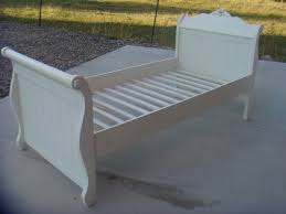 Twin White Bed by White Twin Sleigh Bed Frame Charming White Twin Sleigh Bed