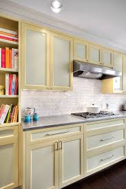 Carrara Marble Tile Backsplash by Carrara Marble Tile Kitchen Contemporary With Backsplash