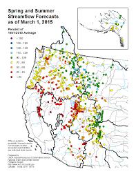 Usda Christmas Tree Permits Colorado by Usda Record Low Snowpack In Cascades Sierra Nevada Watts Up