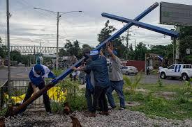 Pro-government Paramilitaries Terrorize Nicaraguan Protesters - SFGate