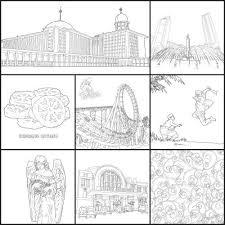 Ngintip Isi Buku JakartaColoringBook 01 From Penerbitharu ColoringBookID Betawi Jakarta Jakartaindonesia Indonesia Jkt Exploringjakarta