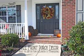 Halloween Porch Decorations Pinterest by 100 Halloween Porch Ideas Pinterest Fall Outside Decor