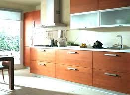 cuisine meuble bois meuble bois et noir meuble noir et bois amenagement cuisine ouverte