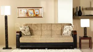 Istikbal Sofa Bed Uk by 715 45 Luna Sofa Bed Fulya Brown Sofa Beds 7