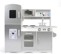 spielküche silber weiß holz kunststoff spielküche