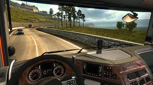 Gameris.lt: Euro Truck Simulator 2