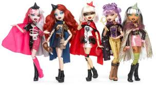 Monster High Vs Bratzillaz The Halloween Trend
