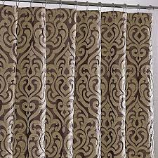 j queen new york luxembourg fabric shower curtain bed bath beyond