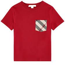 burberry siege social basic t shirt burberry for boys melijoe com