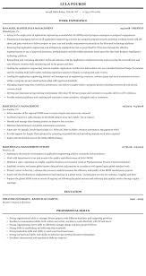 Master Data Management Resume Sample | MintResume Hairstyles Master Of Business Administration Resume Cv For Degree Model 22981 Tips The Perfect One According To Hvard Career 200 Free Professional Examples And Samples For 2019 How Create The Perfect Yoga Teacher Nomads Mays Masters Format Career Management Center Electrician Templates Showcase Your Best Example Livecareer Scrum 44 Designs 910 Masters Of Social Work Resume Mysafetglovescom Sections Cv Mplate 2018 In Word English Template Doc Modern