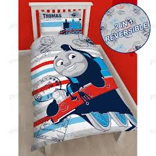 Thomas The Tank Engine Wall Decor by Thomas The Tank Engine Bedding U2013 Single Double And Toddler Size