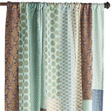 Pier 1 Imports Curtains by Applique Birds On A Wire Curtain Sunrooms Room And Living Spaces