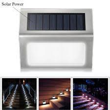 solar powered lights ebay