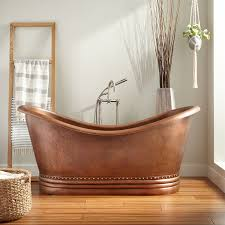 45 Ft Bathtub by Copper Tubs Freestanding U0026 Clawfoot Signature Hardware