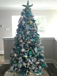 Nautical Christmas Decorations Beautiful Under The Sea Tree Pinterest