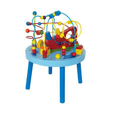 hape wooden ocean bead maze table free delivery entropy