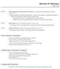 Sample No Experience Resume High School Student Samples With Regard