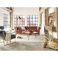 Brimson Contemporary Style 5 Piece Living Room Set