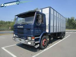 100 Cattle Truck For Sale SCANIA P82M Livestock Trucks For Sale Cattle Truck From The