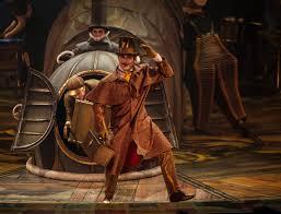 Cirque Du Soleil Cabinet Of Curiosities Seattle by Review Run Away With Cirque Du Soleil U0027s Kurios Cabinet Of