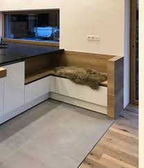besonderes detail dieser ewe küche eine gemütliche sitzecke